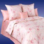 Постельное белье COTTON DREAMS Валенсия (Valensia) - Ameli Pink (Амели Пинк)