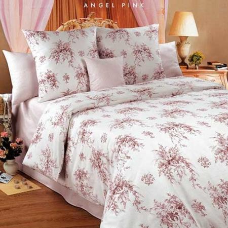 Постельное белье COTTON DREAMS Валенсия (Valensia) - Angel Pink (Анжел Пинк)