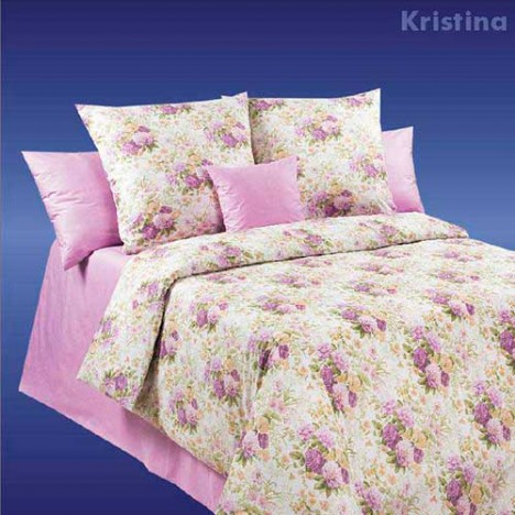 Постельное белье COTTON DREAMS Валенсия (Valensia) - Kristina (Кристина)