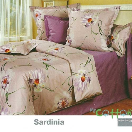 Постельное белье COTTON DREAMS (Коттон Дримс) Премиата (Premiata) - Sardinia