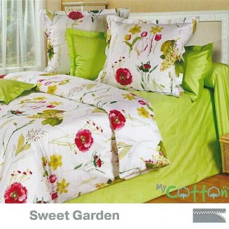 Постельное белье COTTON DREAMS (Коттон Дримс) Премиата (Premiata) - Sweet Garden