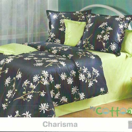 Постельное белье COTTON DREAMS (Коттон Дримс) Премиата (Premiata) - Charisma