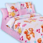 Постельное белье Детское - Pink Teddy