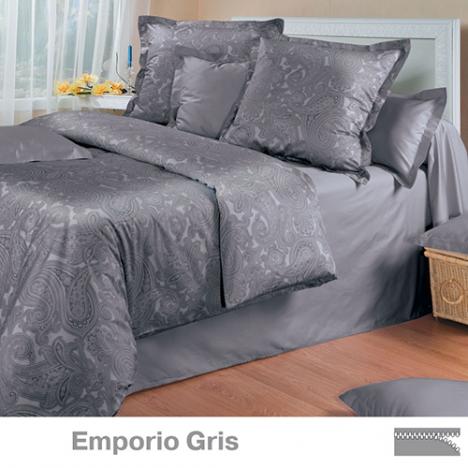 Постельное белье COTTON DREAMS Премиата (Premiata) - Emporio Gris