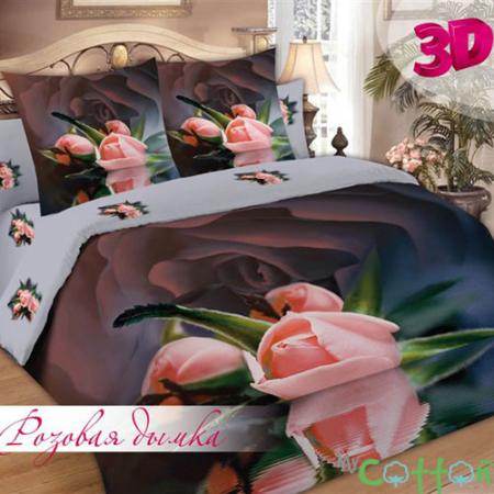 Постельное белье Текс-Дизайн - Розовая дымка