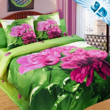 Постельное белье Текс-Дизайн - Розовая рапсодия