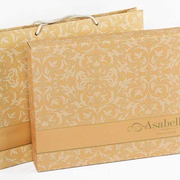 Образец упаковки товаров Asabella