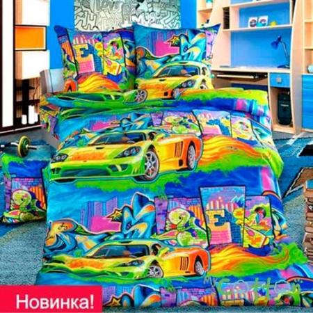 Детское постельное белье ДБ-31