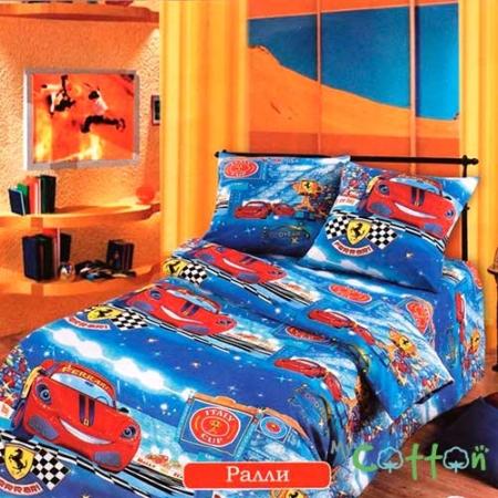Детское постельное белье ДБ-33
