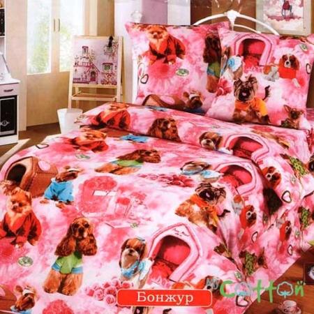 Детское постельное белье ДБ-34