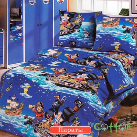 Детское постельное белье ДБ-35