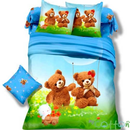 Детское постельное белье DS-04