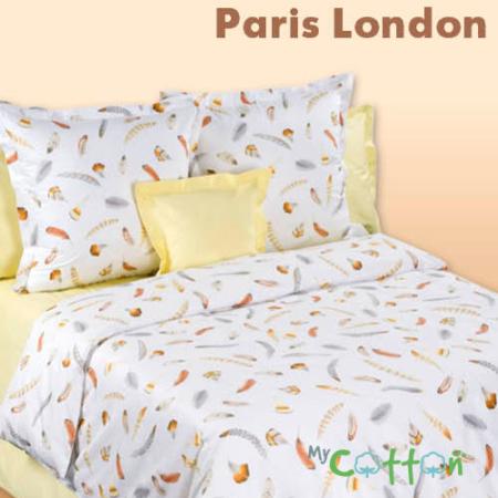 Постельное белье COTTON DREAMS Милан (Milan) - Paris London)
