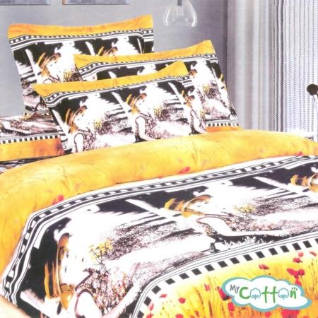 Постельное белье Sailid (Сайлид) Сатин фотопечать G-27