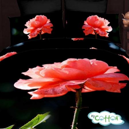 Постельное белье Sailid (Сайлид) Сатин фотопечать G-53