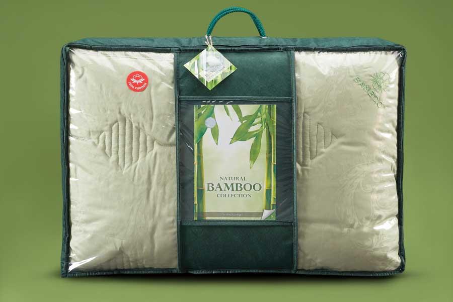 Образец упаковки одеяло САМСОН Bamboo (Бамбук) купить в Москве