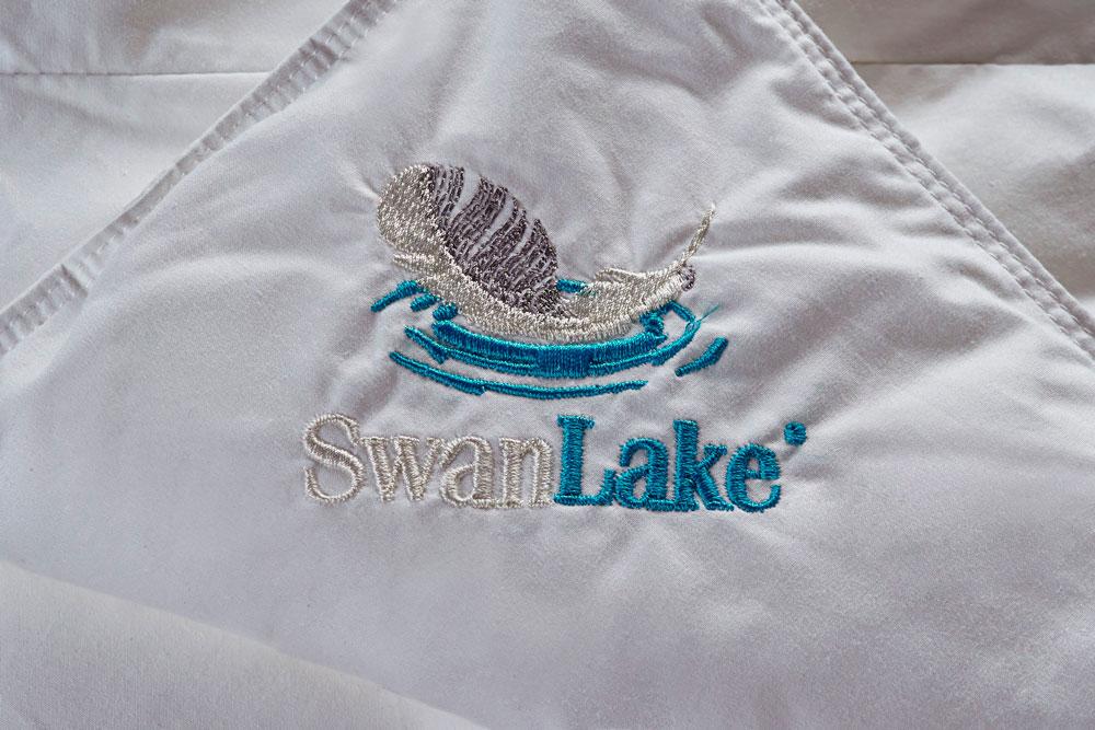 Одеяло САМСОН SwanLake (Лебяжий пух) купить в Москве 3