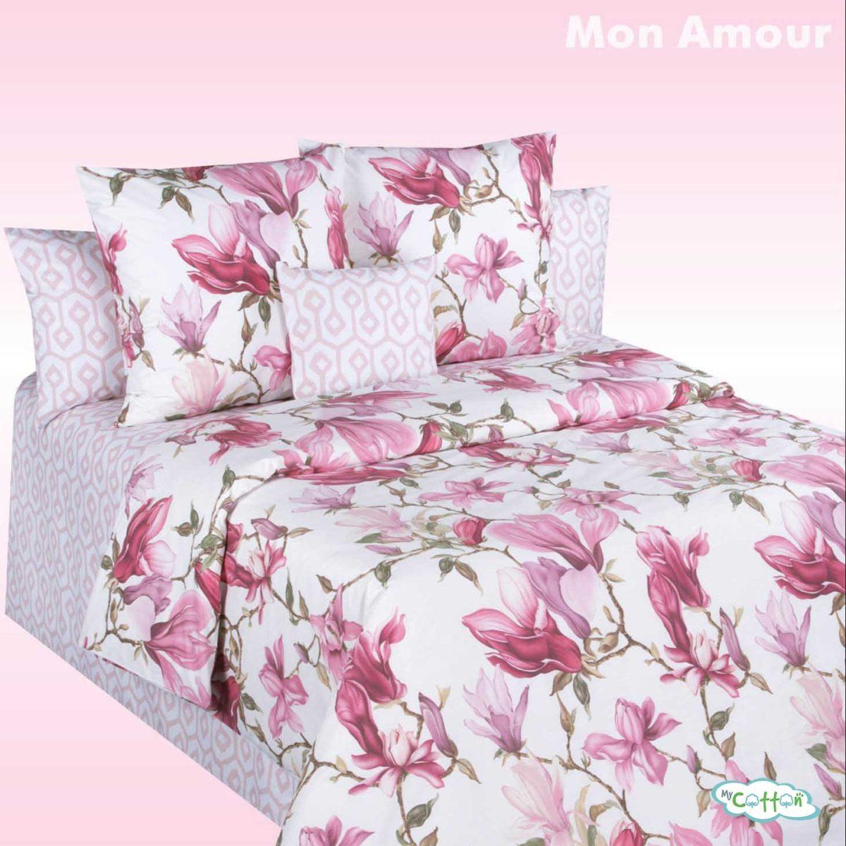Постельное белье Mon Amour (Мон Амур)