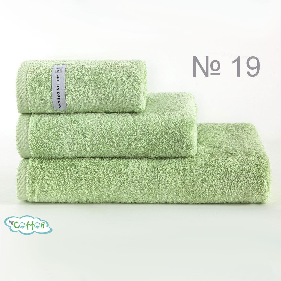 Полотенце BOURGEOIS NOUVEAU GREEN FIELD №19