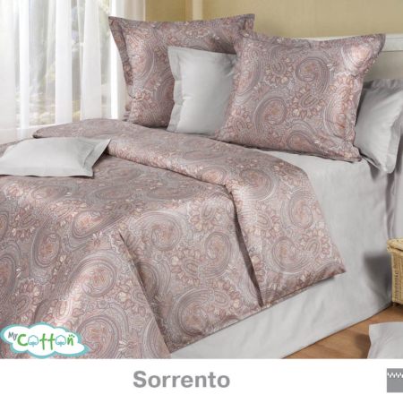 Постельное белье COTTON DREAMS Тенсель (Tencel) - Sorrento (Соренто)