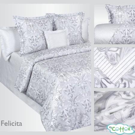 Постельное белье COTTON DREAMS Кутюр (COUTURE)- Felicita (Феличита)