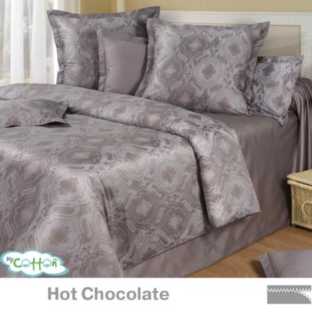 Постельное белье COTTON DREAMS Кутюр (COUTURE)- Hot Chocolate (Горячий шоколад)