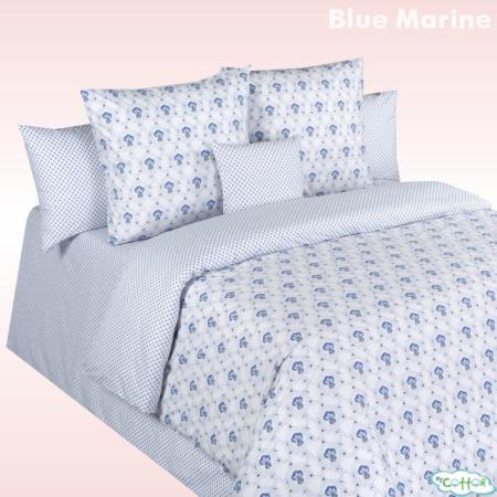Постельное белье Blue Marine (Блю Марин) Валенсия (Valencia)
