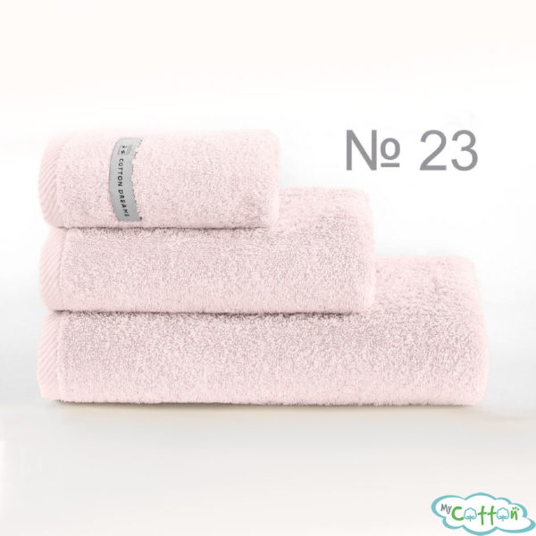 Полотенце BOURGEOIS NOUVEAU Crystal Pink №23