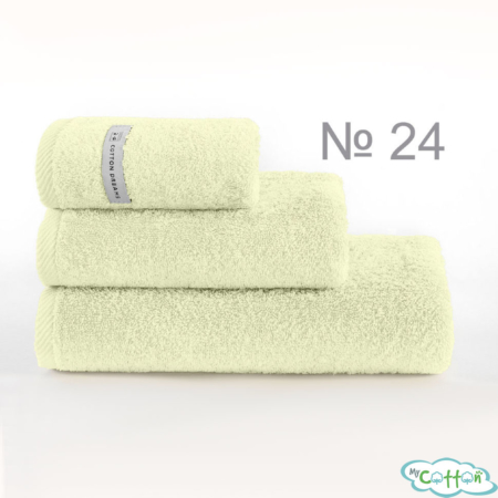 Полотенце BOURGEOIS NOUVEAU Light Green №24