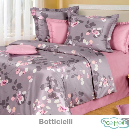 Постельное белье COTTON DREAMS Кутюр (COUTURE)- Botticielli (Ботичелли)