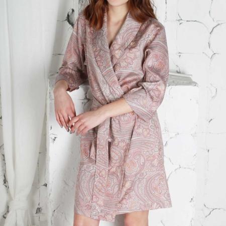 Купить халат из тенселя Sorrento мини