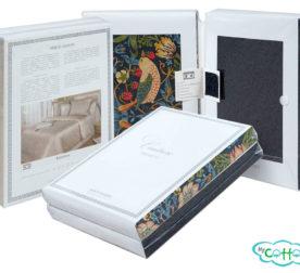 Упаковка постельного белья cotton dreams коллекции Couture