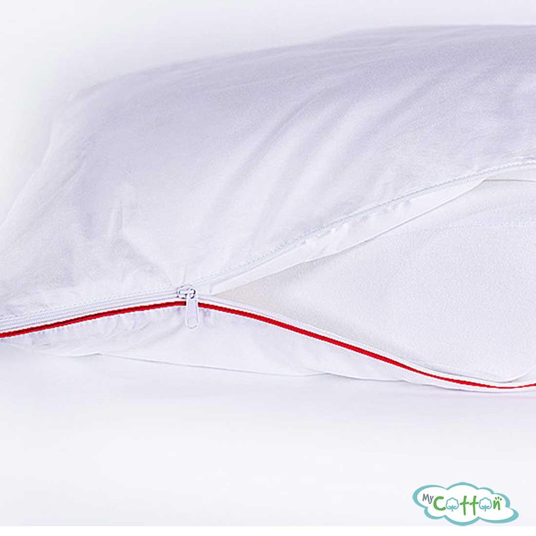 Подушка с ортопедическим эффектом Nature`s (Натурес) «Дивная услада» упругая