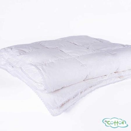 Одеяло пуховое кассетное Nature`s (Натурес) «Идеальное приданое» всесезонное