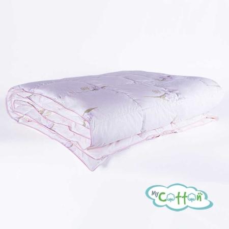 Одеяло пуховое кассетное Nature`s (Натурес) «Царственный Ирис»