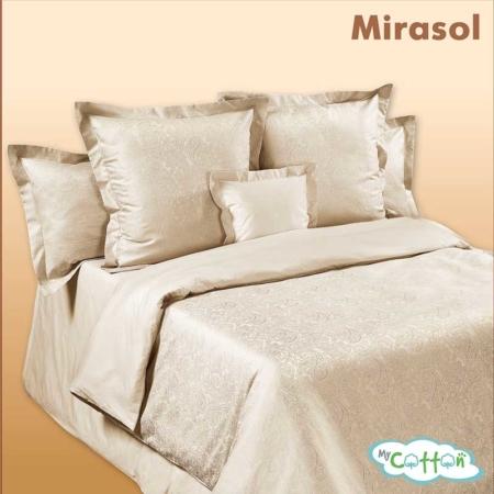 Постельное белье COTTON DREAMS Жаккард (Jacquard) - Mirasol (Мирасоль)