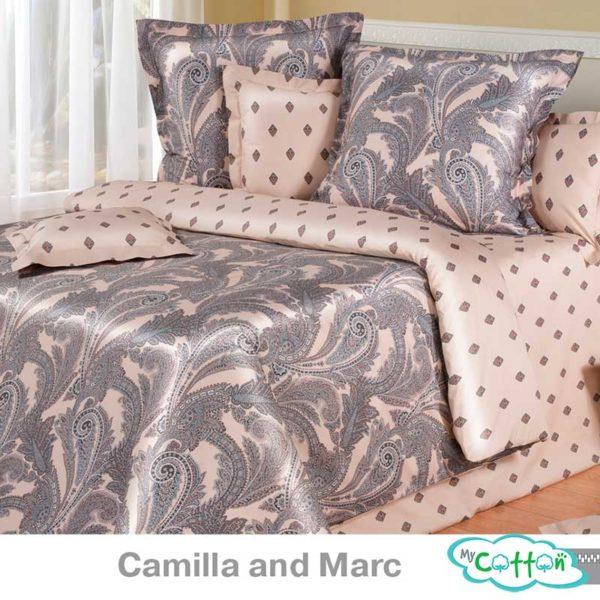Купить постельное белье Camilla and Marc (Камилла и Марк)