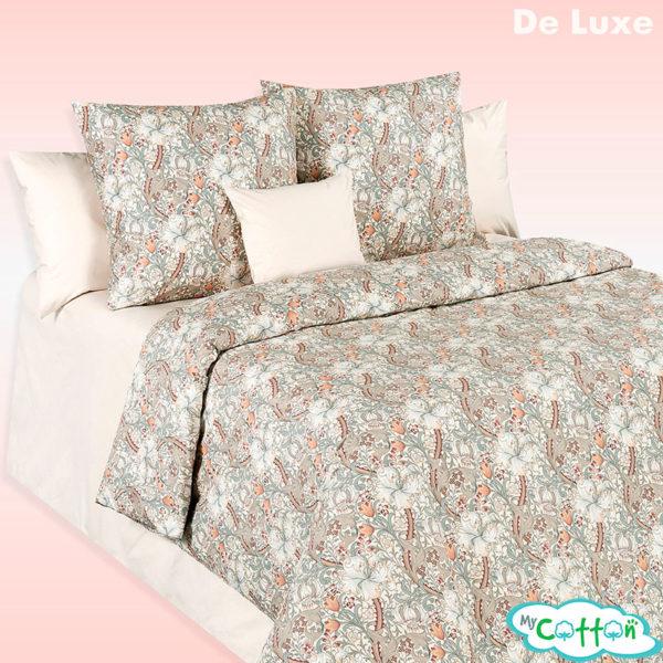 Постельное белье De Luxe (Де Люкс) Валенсия Cotton Dreams