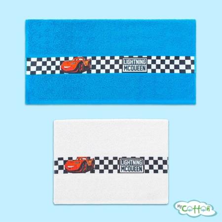 Комплект полотенец махровый TAC молния МакКуин