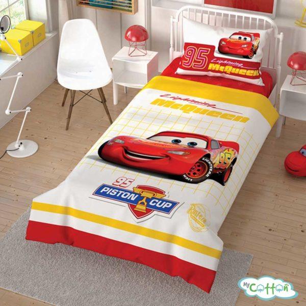 Детский комплект постельного TAC (Тач)DISNEY CARS