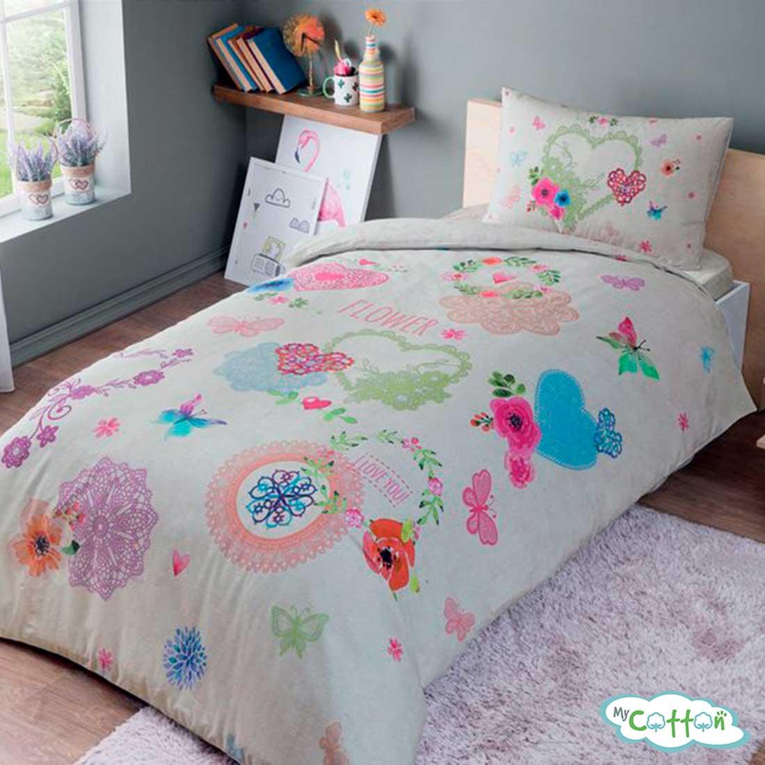 Детский комплект постельного белья TACDOTTIE