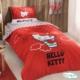 Детский комплект постельного TAC (Тач) HELLO KITTY BOW