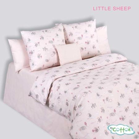 Постельное белье Little Sheep (Маленькая Овечка) коллекция Audrey Hepbern (Одри Хепберн)