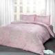 Комплект постельного белья TAC,MIRABEL розовый