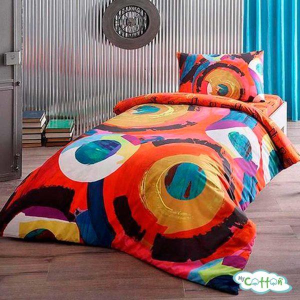Комплект постельного белья TAC, GRAFFITI MOTION