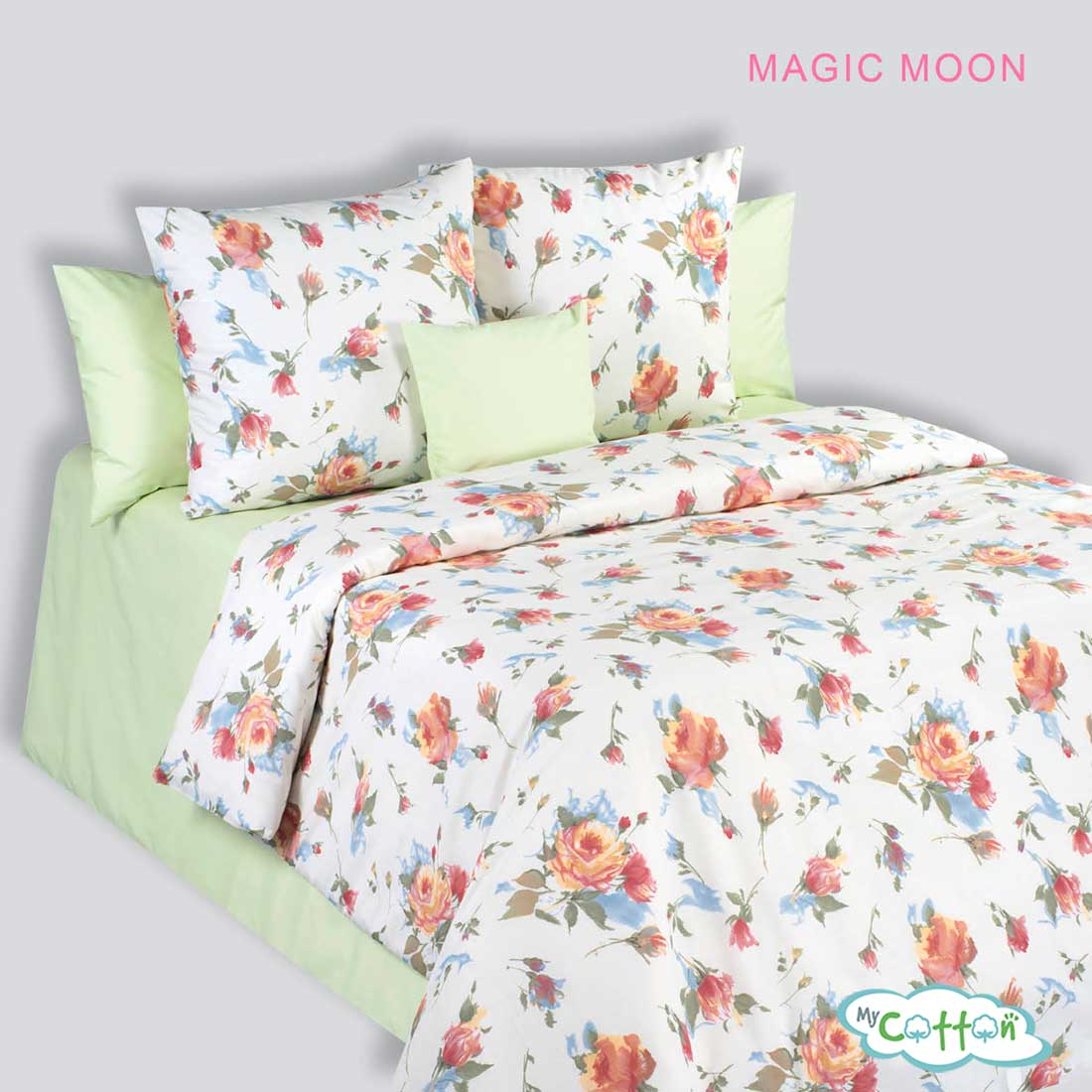 Постельное белье Magic Moon (Волшебная луна) коллекция Audrey Hepbern (Одри Хепберн)