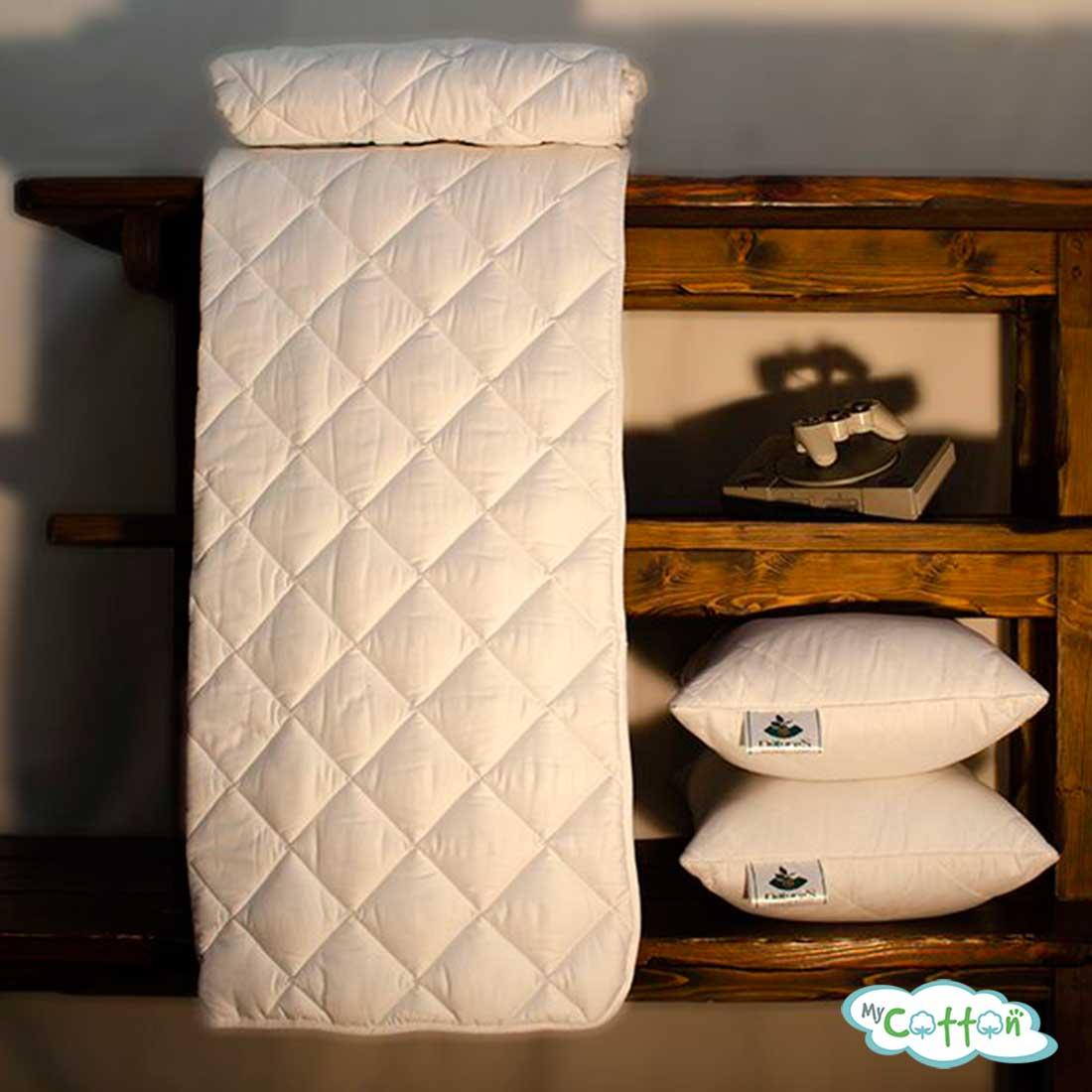Одеяло стеганое Nature`s (Натурес) «Ночной патруль» легкое, с бамбуком