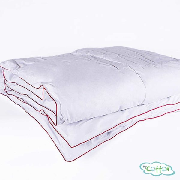 Одеяло пуховое кассетное Nature`s (Натурес) «Ружичка» теплое