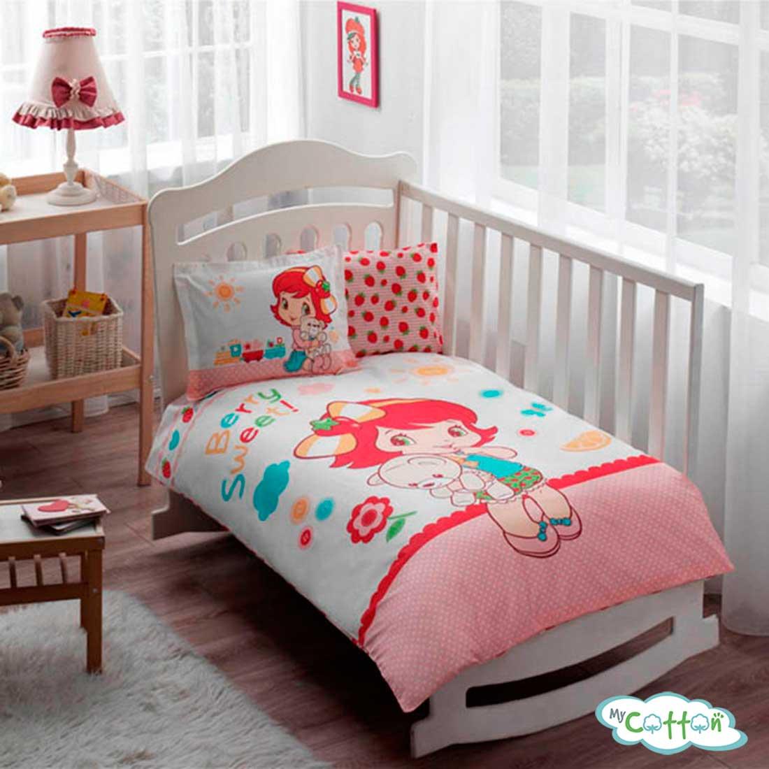 Ясельный набор TAC (Тач) S.SHORTCAKE SLEEPY BABY для самых маленьких