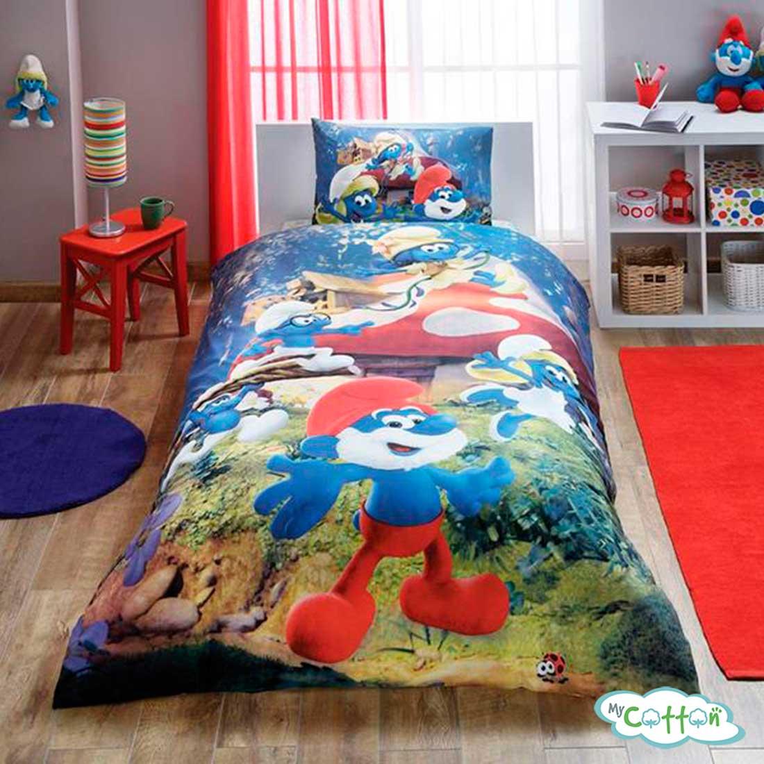 Детский комплект постельного TAC (Тач)SIRINLER THE LOST VILL